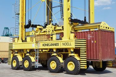 Konecranes' service agreement with MPET