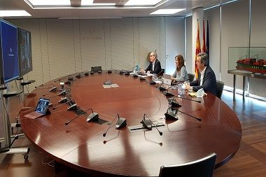 The Port of Barcelona's Management Board approves the first measures of the Recovery Plan with reductions in fees up to 2022