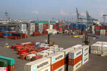 Samskip's new Antwerp-Hull container service