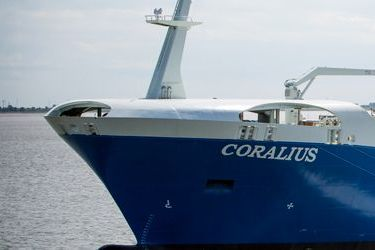 Coralius' 100th LNG bunkering
