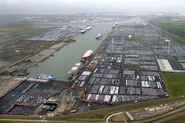 ICO expands in Zeebrugge