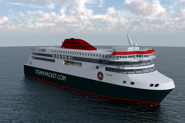 Isle of Man Steam Packet Company to have a new ferry