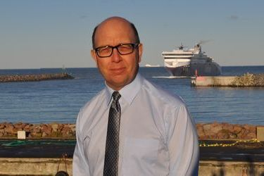 Jens Kirketerp Jensen, Managing Director, Port of Hirtshals, on blue industry