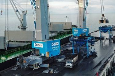 Atakaş Port Business buys another crane from Konecranes