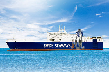 DFDS chooses scrubbers to comply with the 2020 sulphur cap