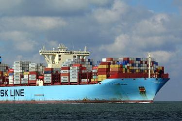 Maersk tests biofuel