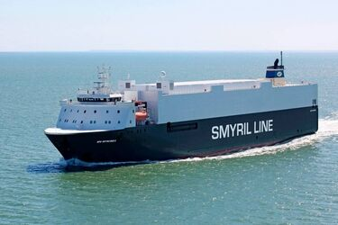 Smyril Line ro-ro-connects Norway and the Netherlands