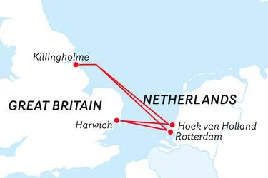 Stena Line develops its UK routes