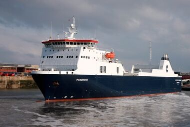 An additional ro-ro on Stena Line's Belfast routes