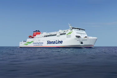 Ship changes across Stena Line's Baltic network