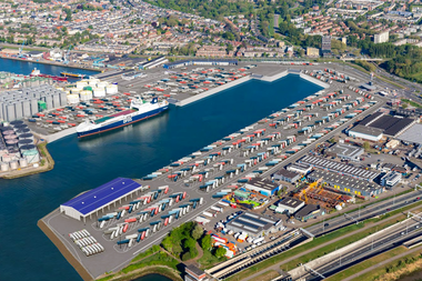 DFDS to upgrade its Vlaardingen Terminal