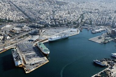 Port of Piraeus contracts INFORM to digitalize its vehicle logistics