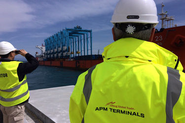 First ARMGs arrive at Vado Ligure