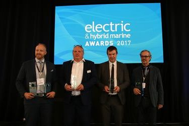 Electric & Hybrid Marine Awards 2017 announced