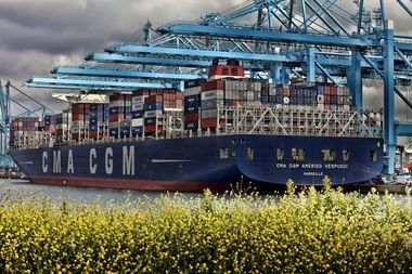 CMA CGM upgrades its Europe-South America network