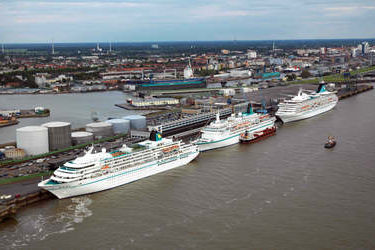 Bremerhaven to revamp the Columbus Quay