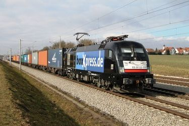 TX Logistik links Rotterdam with Kornwestheim