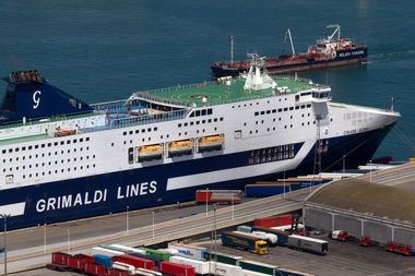 Grimaldi to lengthen two of its cruise ferries