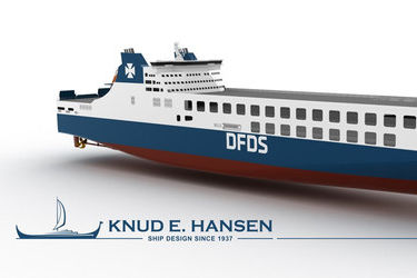 DFDS orders two freighters
