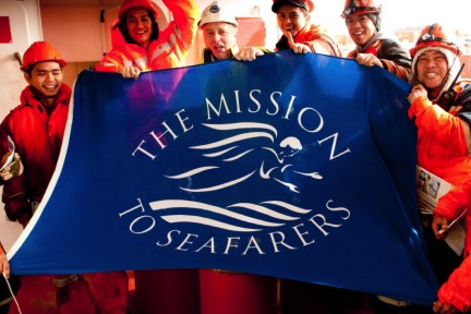 Seafarers UK and Grimaldi Foundation generously support the mission to Seafarers Flying Angel Campaign