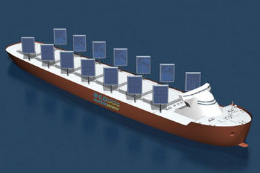 Renewables on-board bulkers