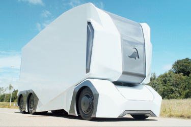 Autonomous e-trucks to be tested in Helsingborg