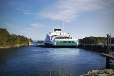 Fjellstrand to build an e-ferry for Fjord1
