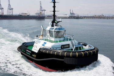 Forth Ports orders next-gen tug