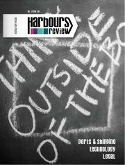 Harbours Review, printed edition, 1/2018