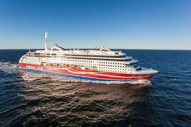 Viking Grace to be fitted with a rotor sail