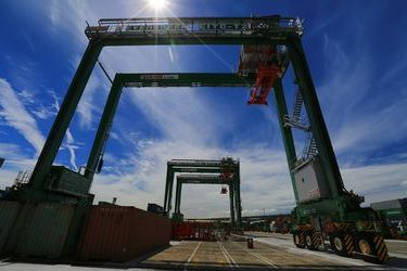 Kalmar grows in Taiwan