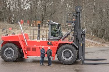 Kalmar to equipment-supply Pentti Hämeenaho
