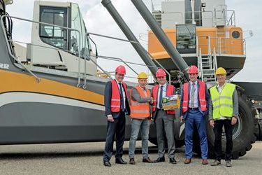 Kloosterboer deploys new machinery in Vlissingen