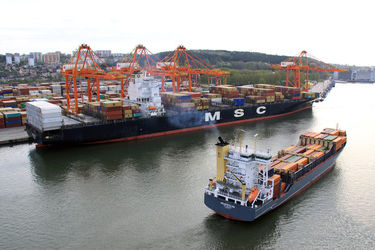 MSC exchanges one feeder service for two ocean