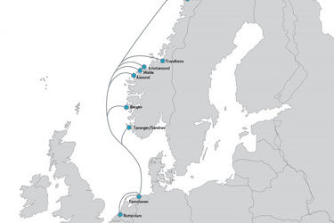 Nor Lines adds Rotterdam to its Norwegian network