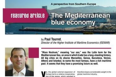 The Mediterranean blue economy, HR E-Zine 1/2017