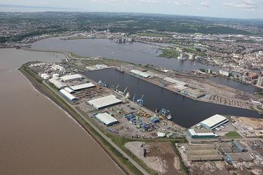 Investments in the Port of Cardiff