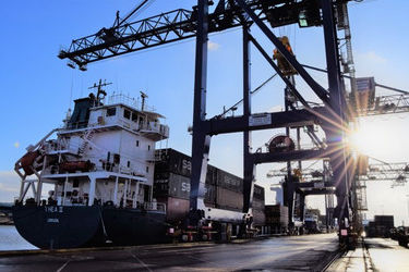 Port of Hull's new STSes come online