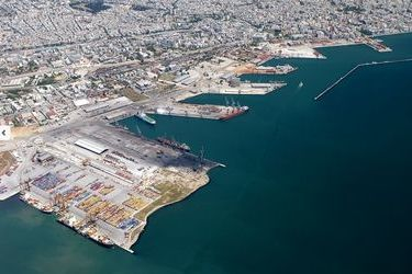 Port of Thessaloniki sold