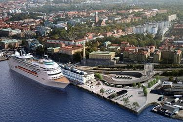 Gothenburg to have a new cruise terminal