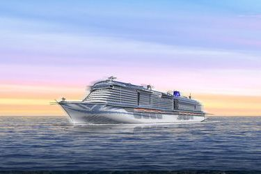 P&O Cruises to have a new vessel