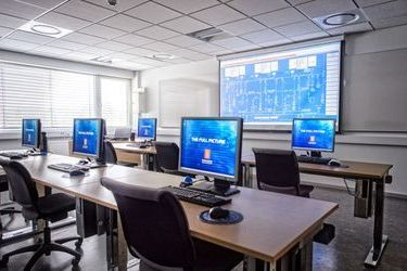Kongsberg Maritime's virtual classrooms