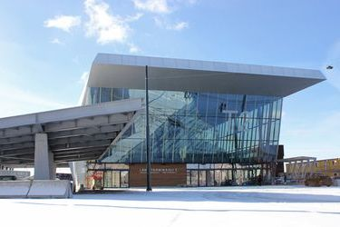 Helsinki's West Terminal 2 opens up