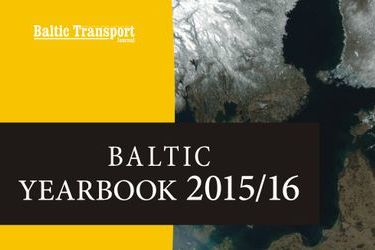 Baltic Yearbook 2015/16 in an infographic nutshell