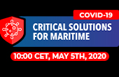 COVID-19: Critical Solutions for Maritime