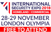 International Security Expo(ISE) 2018