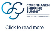 Copenhagen Shipping Summit 2019