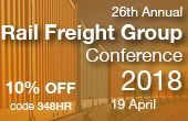26th Annual: Rail Freight Group Conference 2018
