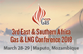 3rd East & Southern Africa Gas & LNG Conference 2018
