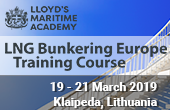 LNG Bunkering Europe Training Course